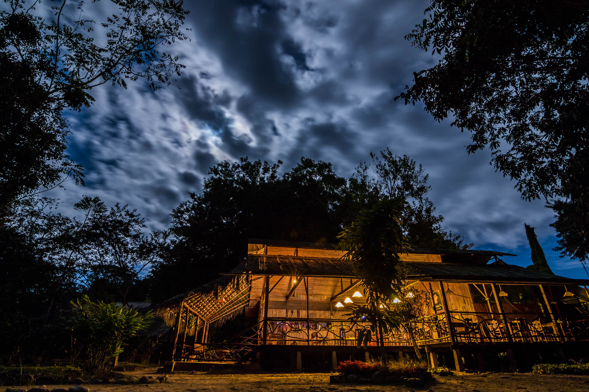Anaconda Lodge Ecuador Amazon Rainforest