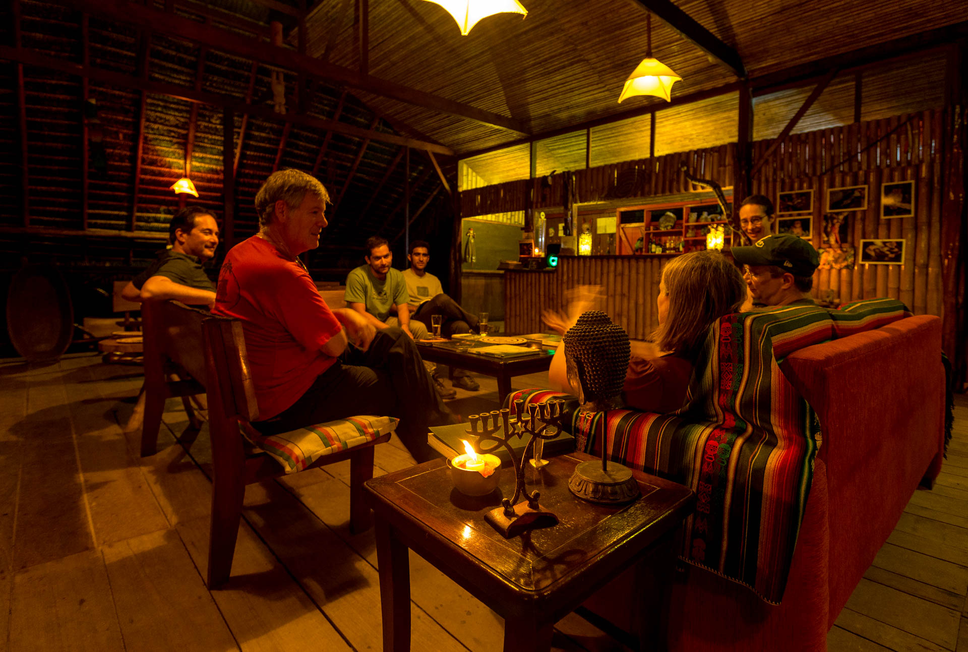 anaconda lodge ecuador amazon rainforest travel