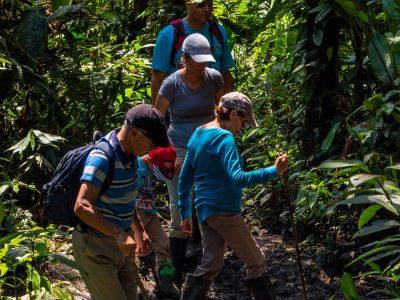 lodge ecuador amazon rainforest tour amazonia family