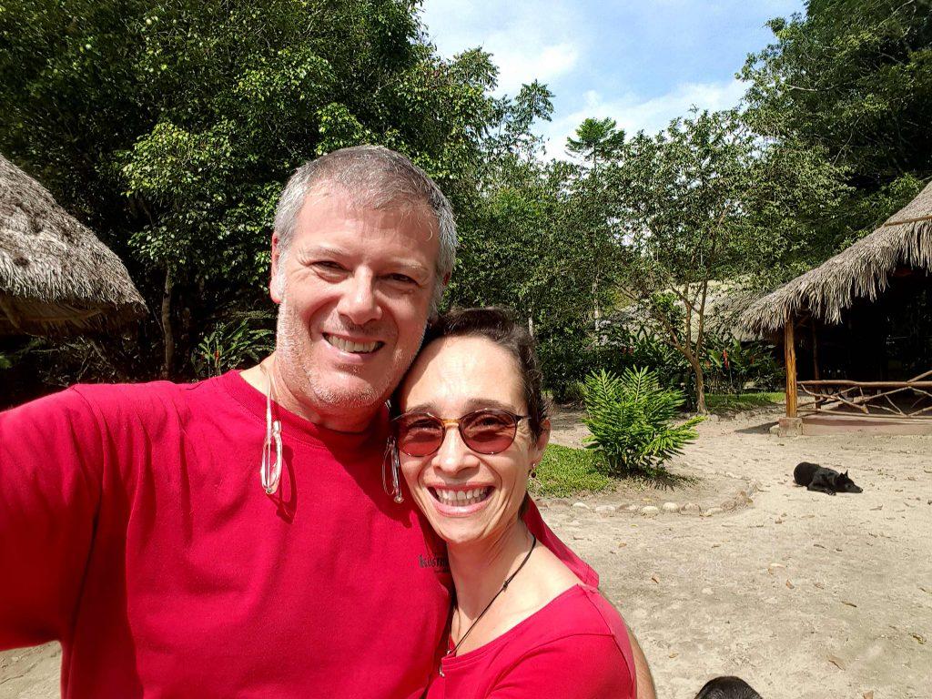 %Anaconda Lodge Ecuador %Amazon Rainforest